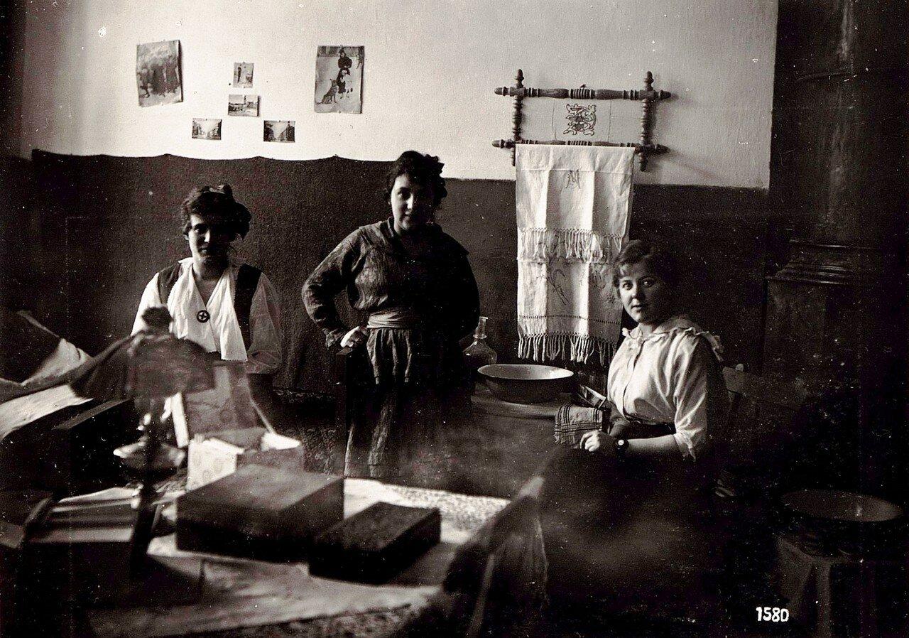 Институт Благородных Девиц (1/IV.1918)