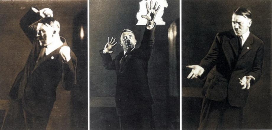 «Апокалиптичный, дальновидный, убедительный». Постановочный фотосет Генриха Гофмана. 1925 г.