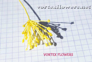 Мастер-класс. Хризантема из ткани «Ягодка» от Vortex  0_fbf82_b62fea78_M