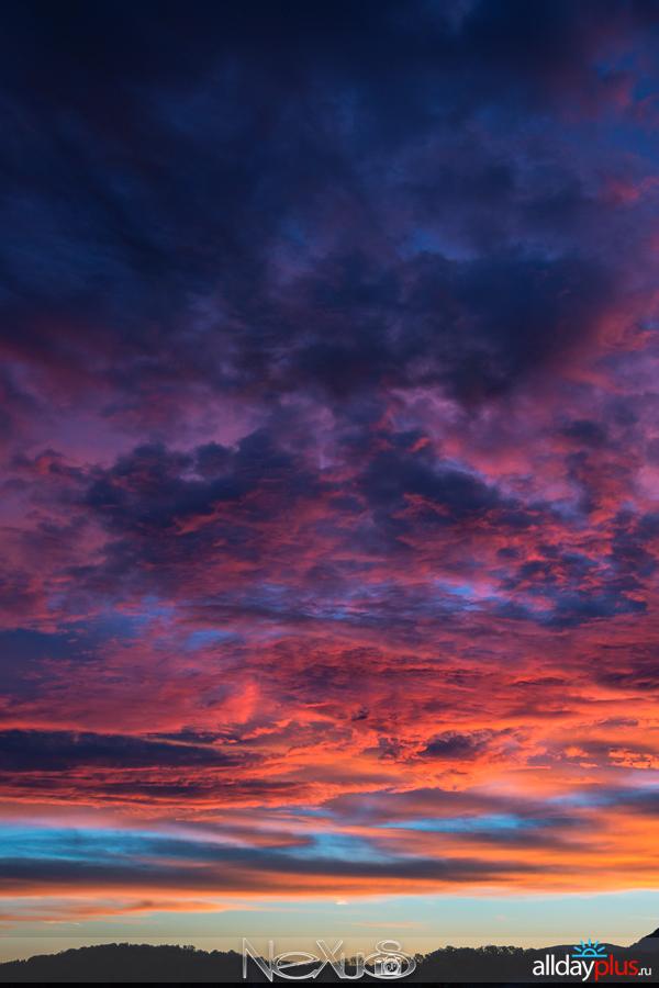 У природы нет плохой погоды, выпуск # 14 | Кочуют в небе облака ...