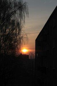 утро перед затмением