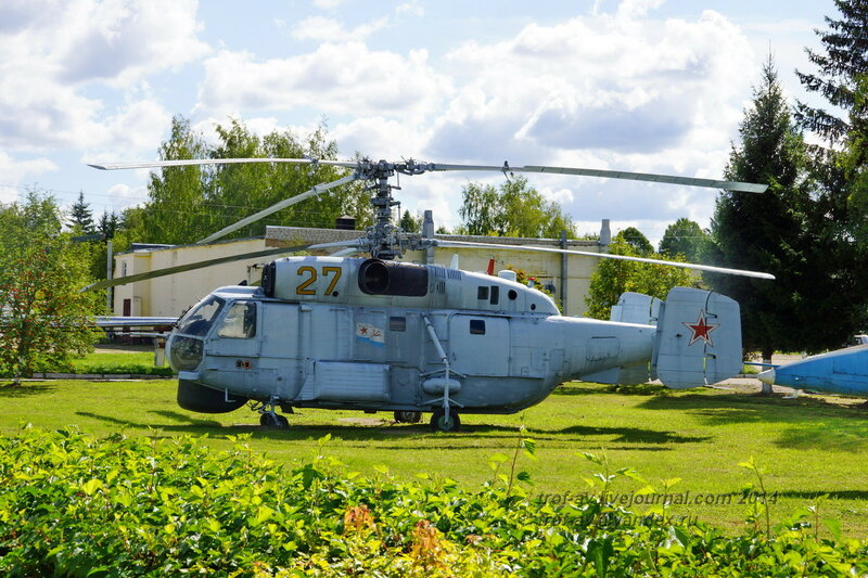 Военная авиатехника в 121 АРЗ, Кубинка