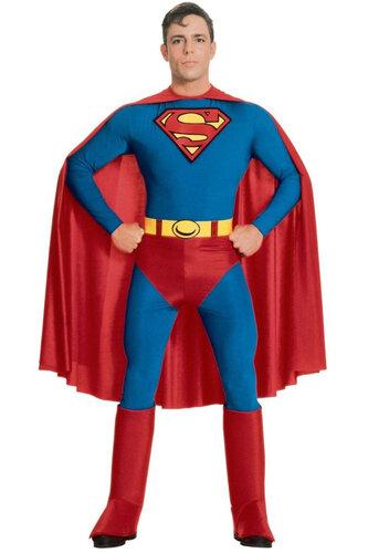 Мужской карнавальный костюм Супермен