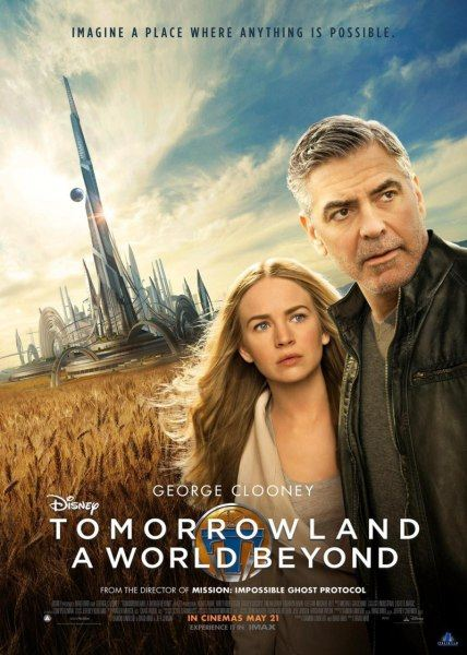 ����� �������� / Tomorrowland (2015) BDRip/1080p/720p + HDRip
