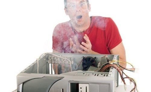 Компьютер греется. Что делать?
