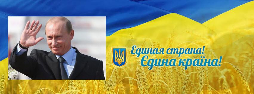Сторонник единой Украины