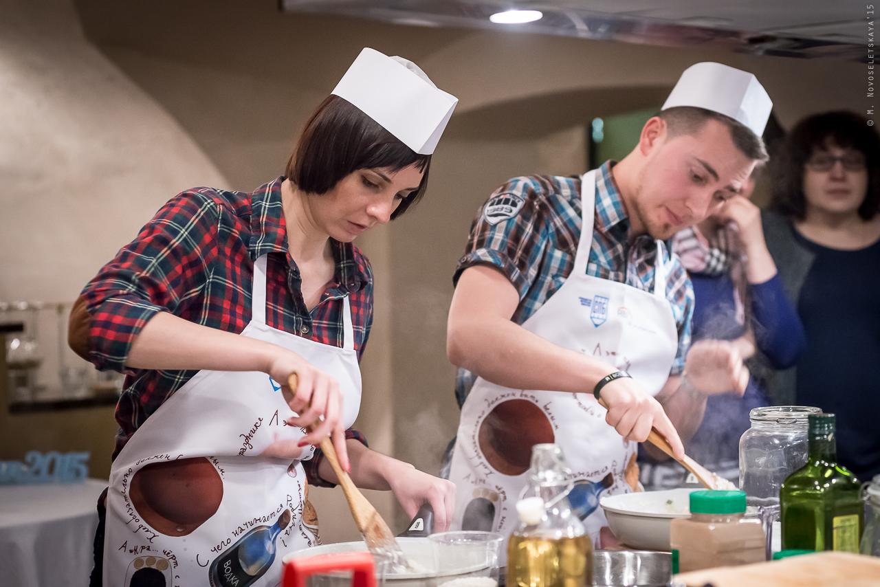 Кулинарный чемпионат