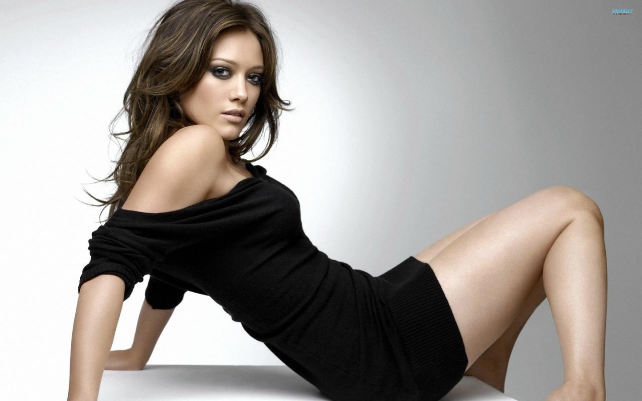 Maroosya black dress