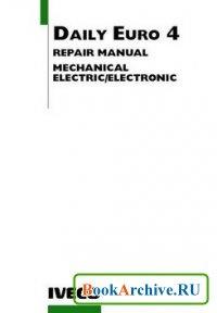 Книга Iveco Daily Euro 4. Repair manual..