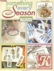 Книга Leisure Arts - Something for every season