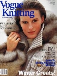 Vogue Knitting Winter 1989-1990