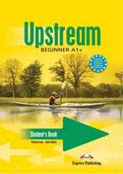 Аудиокнига Upstream Beginner A1+ (Student's book, work book, Teachers Book, Test booklet)