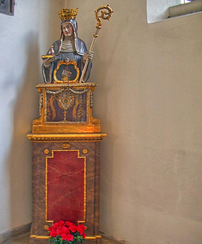 Heilige Walburga im St. Peter (München)