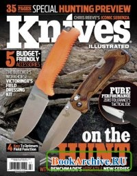 Журнал Knives Illustrated №4 (July-August 2015)