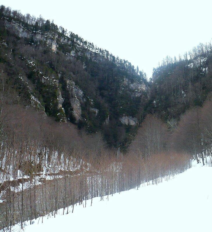 Зима, в походе, Кавказ (3).jpg