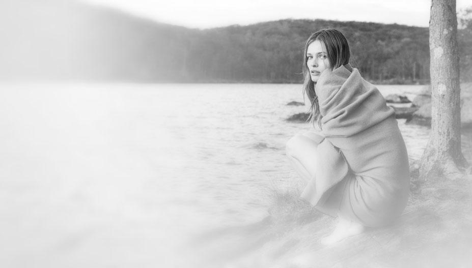 Эдита Вилкевичуте / Edita Vilkeviciute by Hasse Nielsen in Scandinavia S.S.A.W Magazine spring-summer 2015