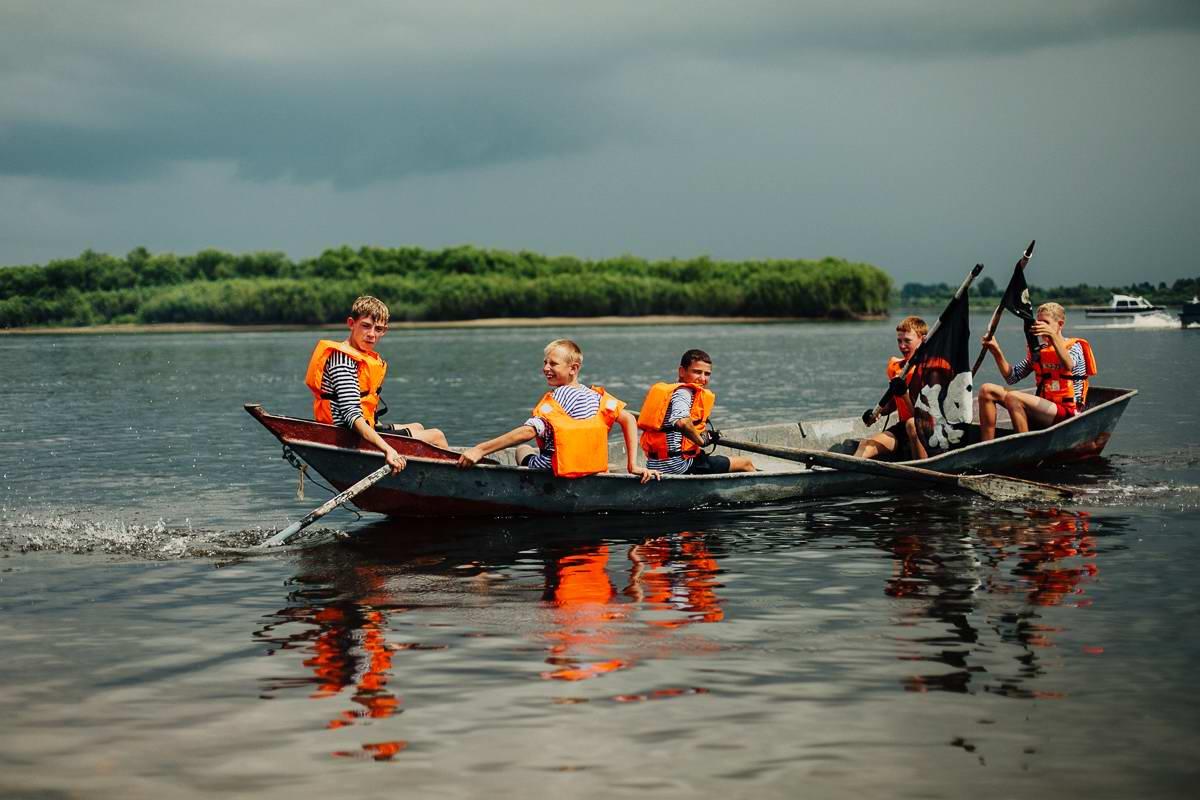 Под черным флагом: Речные пираты с берегов Амура
