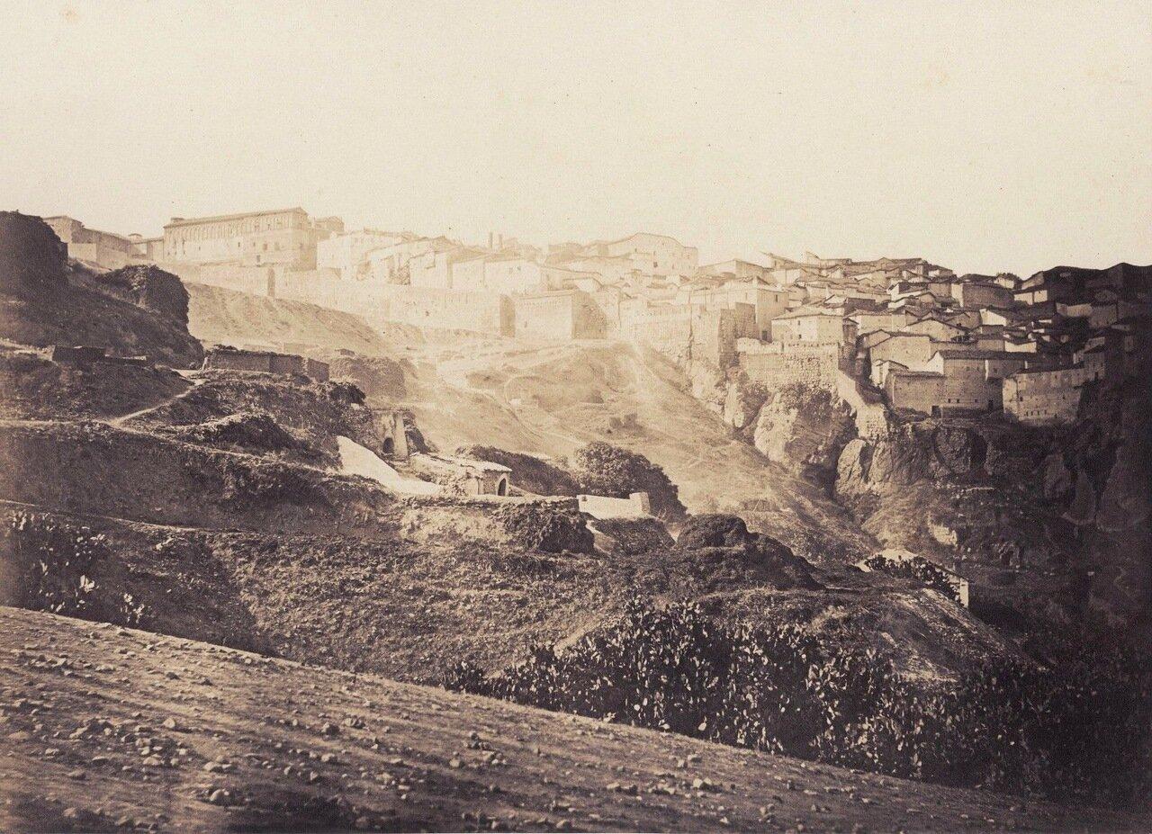 1856-1857. Деревня (фотограф Феликс-Жак-Антуан Мулен)