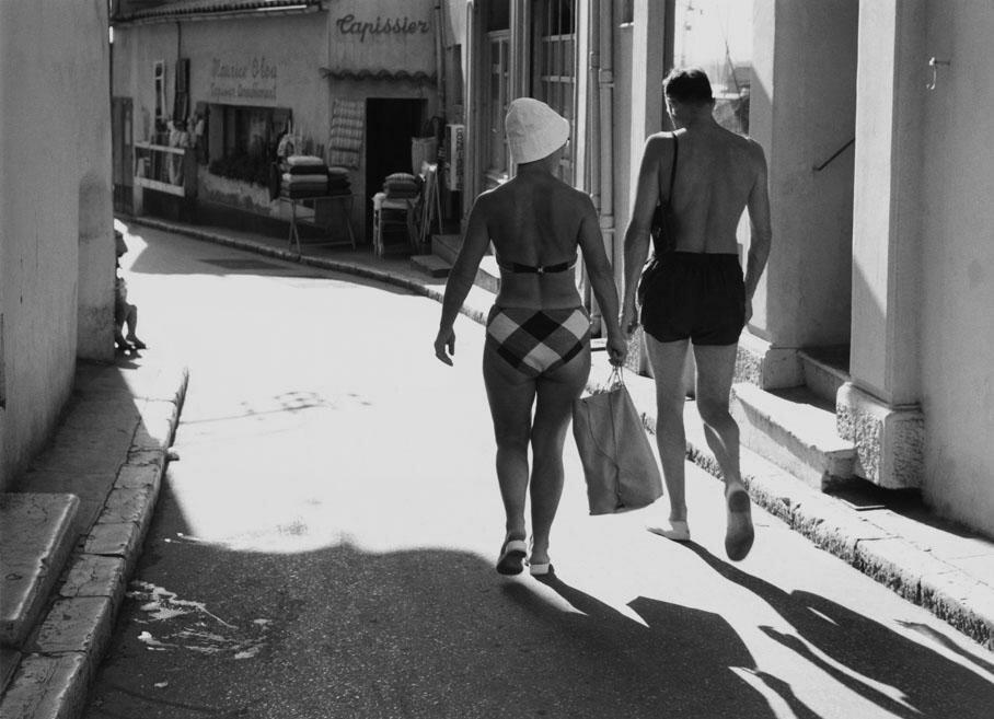 1960. На пути к пляжу