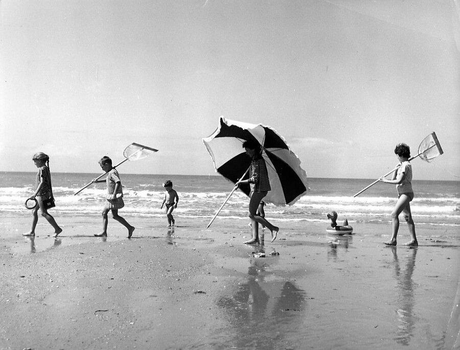 1956. Рыбалка