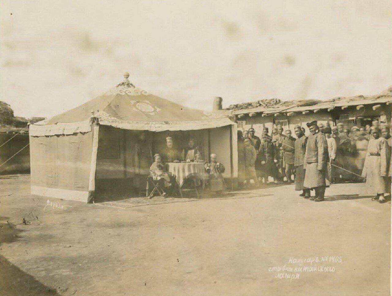 Кашгар. Ставка китайского лагеря