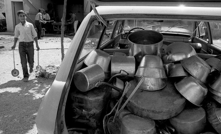 1969. Продукция жестянщиков, Ле-План-де-Грас