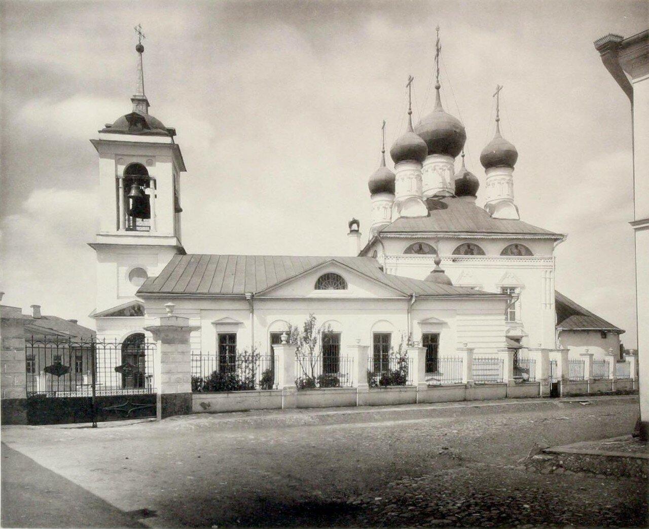 406. Церковь Николая Чудотворца на Щепах