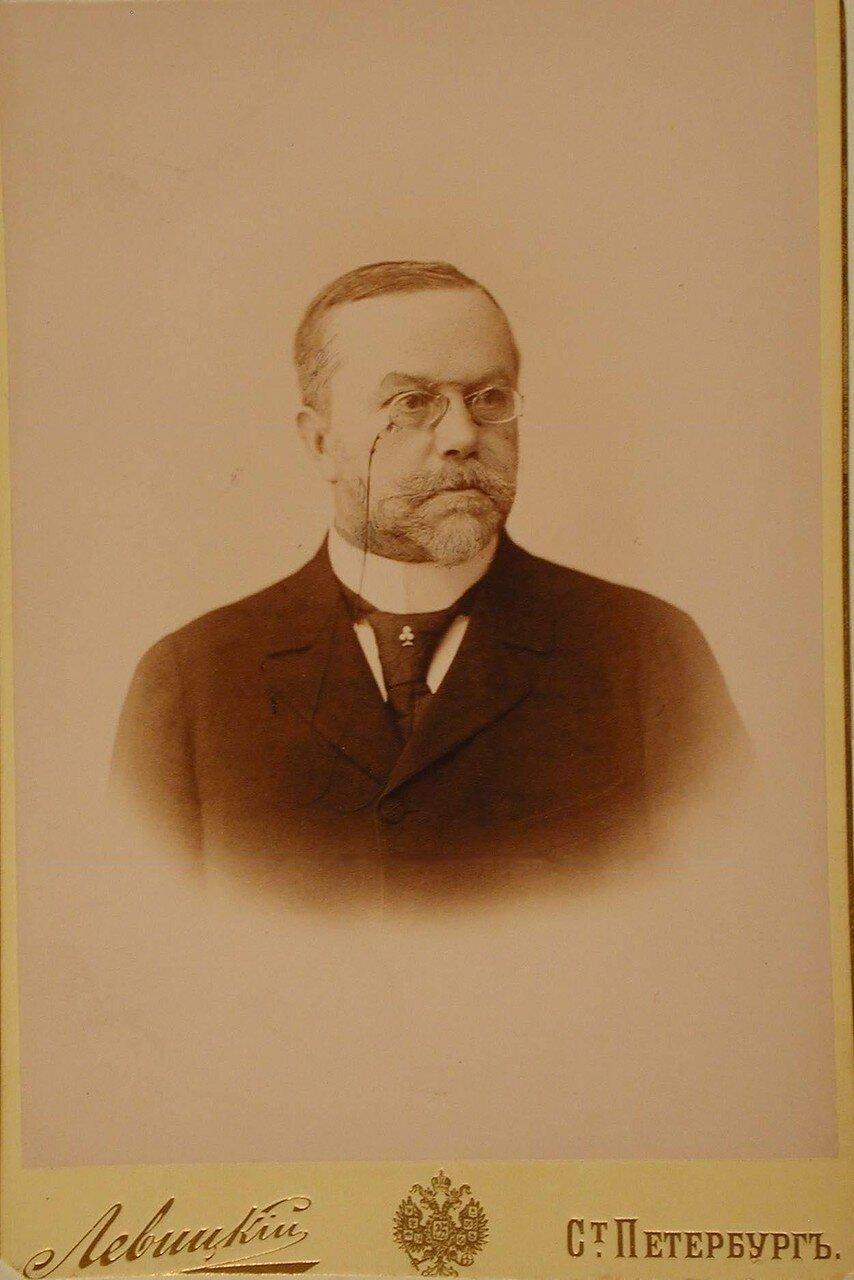 Топоров Петр Николаевич (1839--1904)