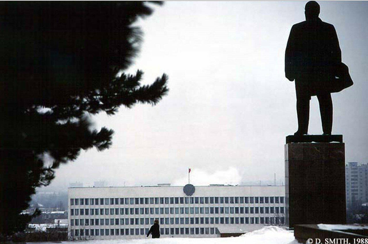 Пятигорск. Памятник Ленину