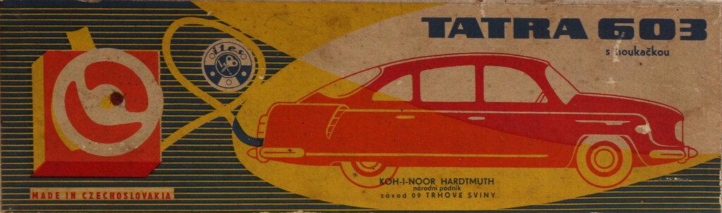 Ites, Tatra 603, c1964. Czechoslovak made remote control toy car0.jpg