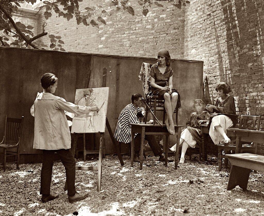 National Photo Company Collection, Krazy Kat Klub, Washington DC, 1921.jpg
