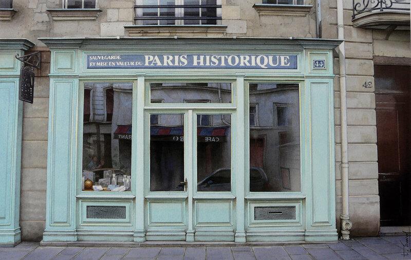 Le Paris Historique