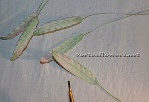 Мастер-класс. Мелкие цветы из ткани от Vortex  0_fbf20_bb43d62a_M