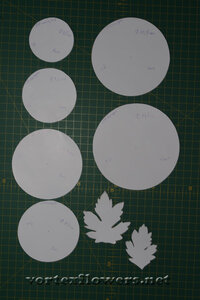 Мастер-класс. Хризантема из ткани «Изуми» от Vortex  0_fbf55_7670f722_M
