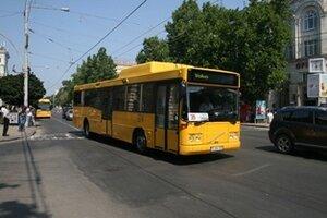 Кишинев – каждый второй автобус не пригоден к эксплуатации