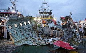 Авиалайнер AirAsia Indonesia не был взорван перед крушением