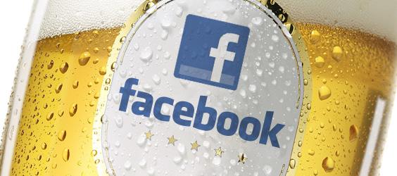 Социальные сети способны развить алкоголизм