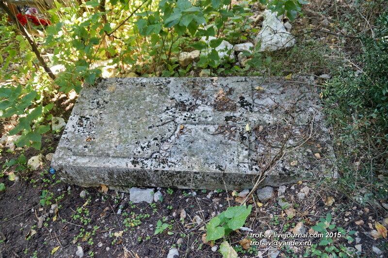 Старое Кореизское кладбище, Крым