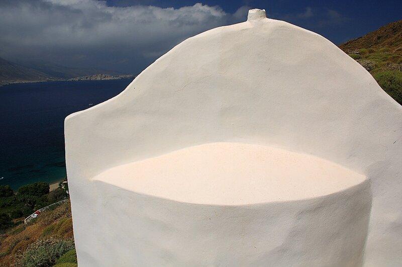 Кикладомания: фреш-коктейль из 15 островов. Номер 4. о.Аморгос.