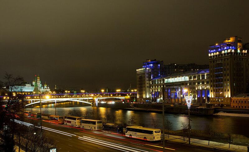 Ночь, Москва-12