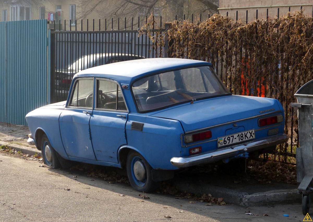 Москвич-412 переходной