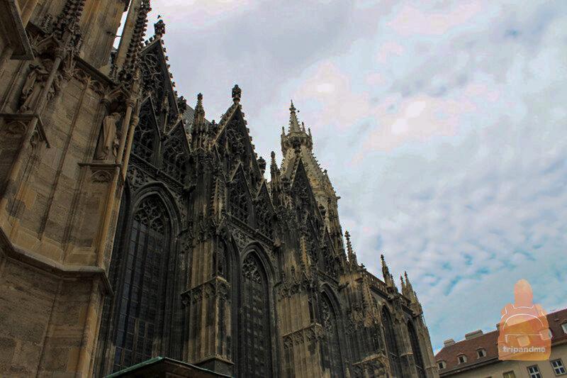 Главная церковь Вена названа в честь Святого Стефана