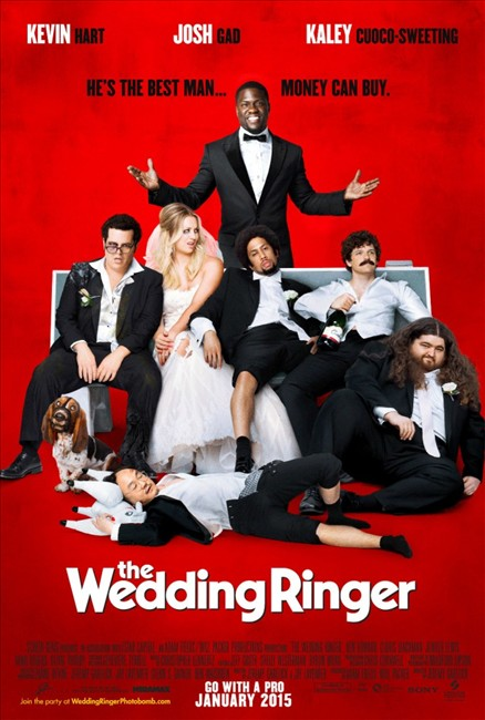 ����� ����� �������� / The Wedding Ringer (2015)