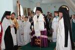 26 мая 2012 г, Преображенский храм, завершение учебного года в Иоанно-Богословской школе