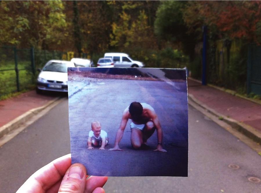 «За32года мыспапой пробежали вместе тысячи километров. Это был марафон любви, дружбы иподдержки