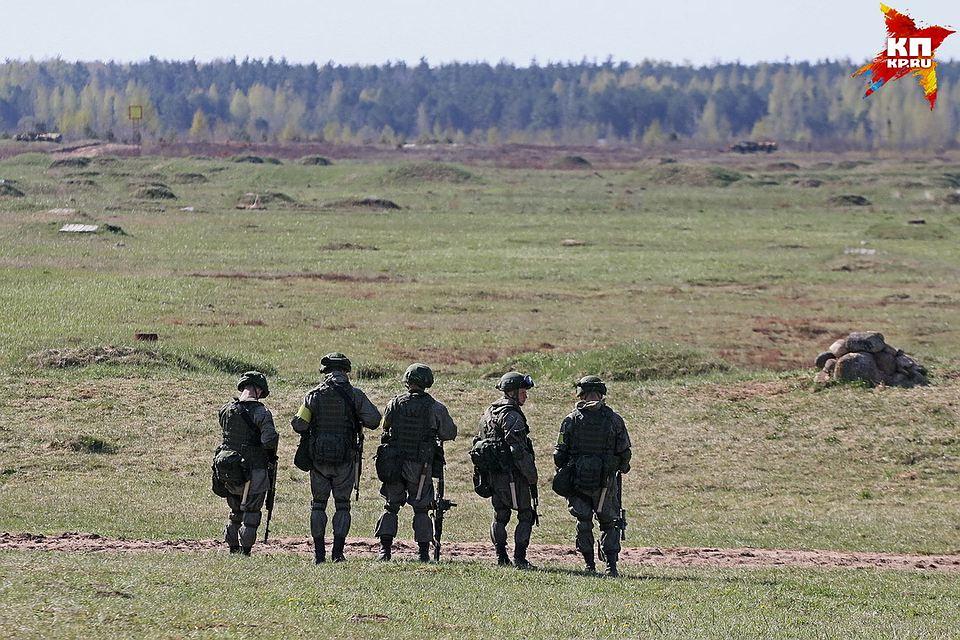 ВВДВ РФ  появились первые «ударные» подразделения