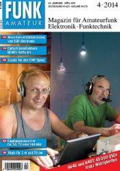 Журнал Funkamateur №4 2014