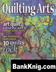 Журнал Quilting Arts №38, April/May 2009