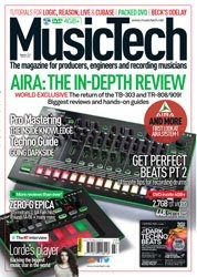 MusicTech Magazine - March 2014