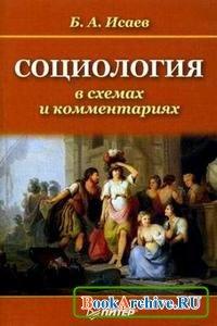 Книга Социология в схемах и комментариях.